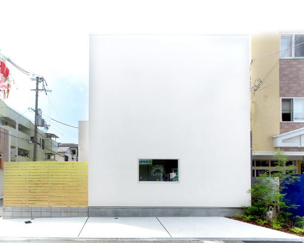 未完成住宅のイメージ画像